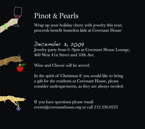 Pinot & Pearls